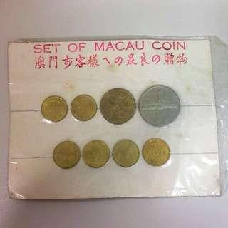 1993年舞龍 澳門硬幣