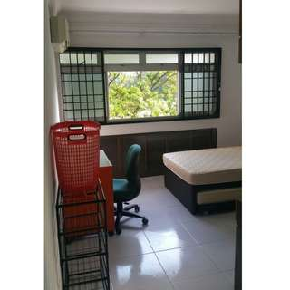 Master Bedroom for Rent! 5mins from Yewtee MRT. Immediate.