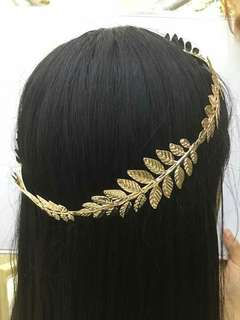 Greek Goddess Crown (Gold)