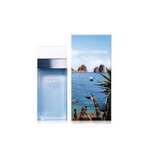 Dolce & Gabbana Light Blue Love in Capri EDT for Women