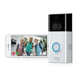 [IN-STOCK] Ring Video Doorbell 2