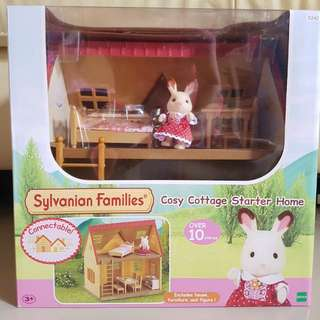 Sylvanian Cosy Cottage