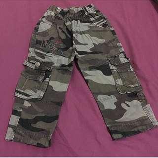 Celana Army anak