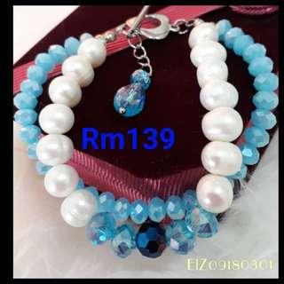 Gelang Tangan Pearl Bracelets