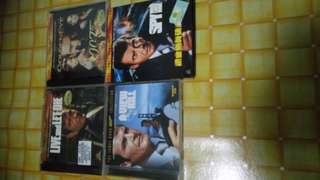 007 the James bond Vcd movies