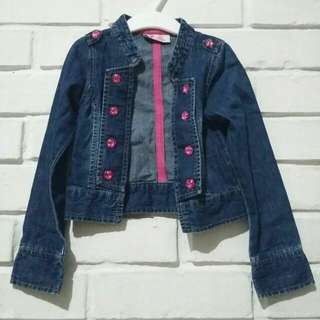 Barbie Denim Jacket