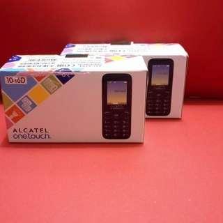 Alcatel basic phone dual sim