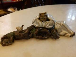Mini decorations for 盆栽,fish tanks or tea session.