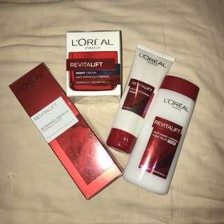 L'Oréal Paris Revitalift Hamper