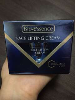 Bio Essence FACE LIFTING CREAM   Royal Jelly + ATP (40g)