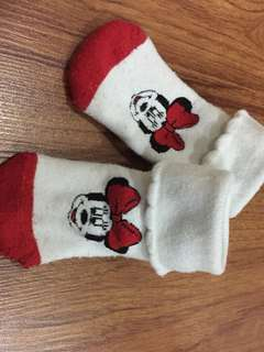Disney Minnie baby socks