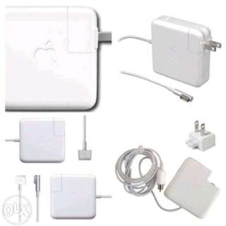 Apple Magsafe 1 Magsafe 2 Charger 45w 60w 85w
