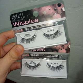 INSTOCKS Ardell Professional Black Demi Wispies False Eyelashes