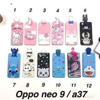 New Softcase Manjat For Oppo A37 Neo 9