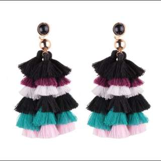 Tassel Earrings 1