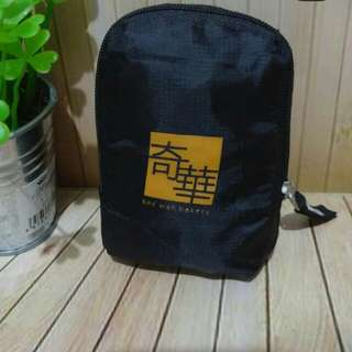 Shopping bag hitam