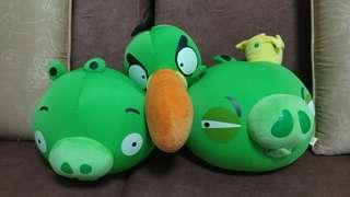 Angry Bird Bean Plushie