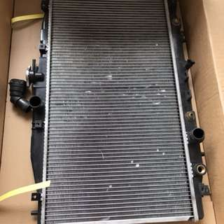 Accord CL7 stock radiator