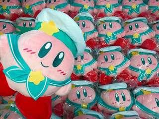 KOAOISORA 2017 星之卡比 25周年 Kirby - 25th Bon Voyage Big Winter plusy 30cm 景品公仔 (全新)