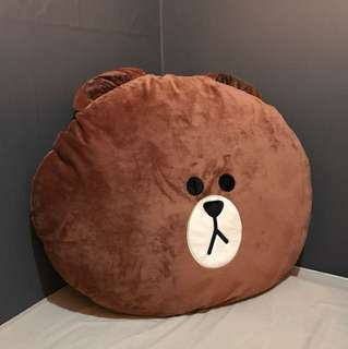 LINE Brown Doll Soft Toy