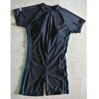 LifeRacer Swimwear Size 5XL Black