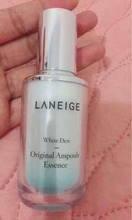 LANEIGE - white dew - Original Ampoule Essence