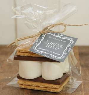 Say thank you with S'mores
