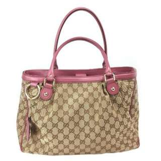 💯 Gucci Sukey tote Bag