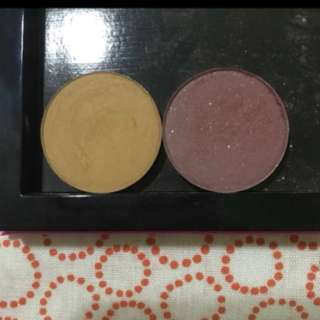 Colourpop pressed eyeshadows