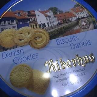 Riberhus Danish Cookies