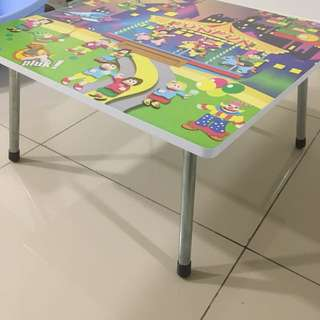 Foldable Table & Baby Bath Tub