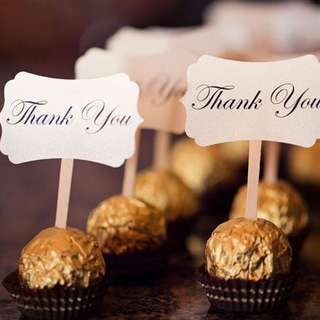 Say thank you with Ferrero