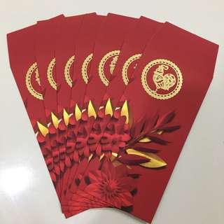 Clarins Red Packets 2017 Ang Baos