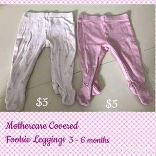 Baby Leggings 2 pc