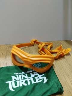 Teenage mutant ninja turtles (TMNT) 3D glasses (michelangelo ver)