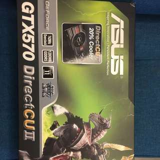 Graphics card GTX 570