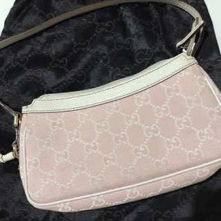 Gucci pink pochette