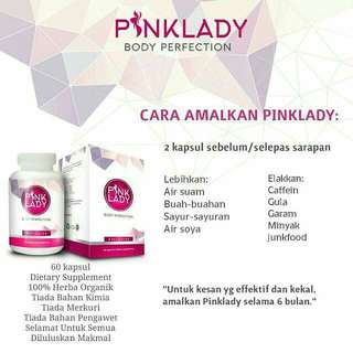 Pink Lady Body Perfection(60 kap)