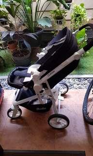Stroller Cocolatte Quintas look a like quinny garansi bird n bees 6bulan
