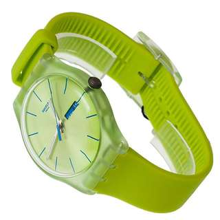 Lime Rebel swatch