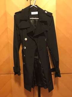 Calvin Klein CK Trench Coat 乾濕褸外套