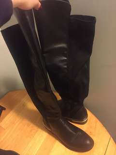 Riding boots fashion