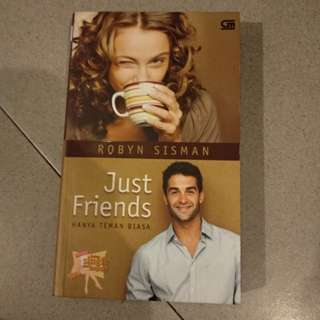 chicklit just friend