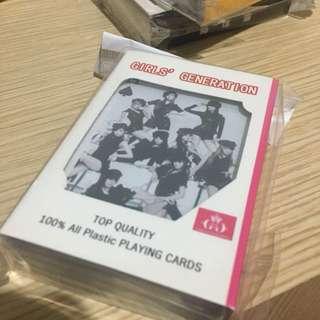 Kartu Remi SNSD ( Girls' Generation )
