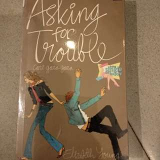 chicklit aaking for trouble