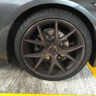 BMW 4系 原廠Brake架碟
