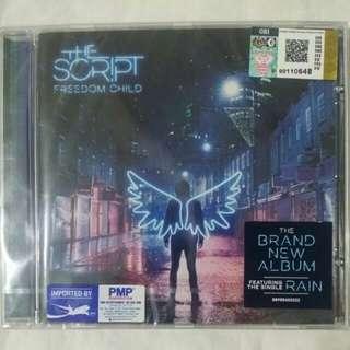 [Music Empire] The Script - Freedom Child CD Album