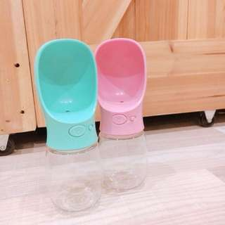 🚚 🎀全新 寵物喝水器 注水開關可鎖 兩色