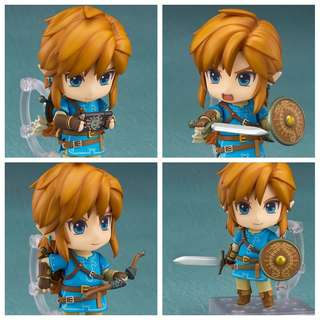 [PO] Nendoroid 733 Link: Breath of the Wild Ver. (Second Release)