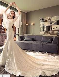 Wedding Gown wedding dress mermaid